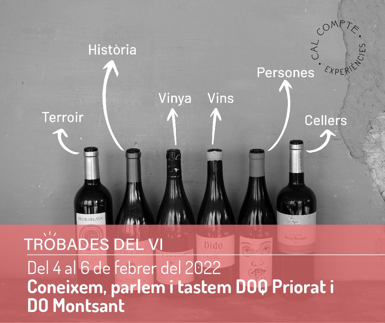 Coneixem vins Priorat